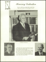 Page 8, 1955 Edition, Bound Brook High School - Echo Yearbook (Bound Brook, NJ) online yearbook collection