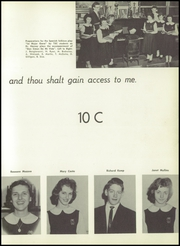 Page 73, 1959 Edition, St Michael High School - Archangelo Yearbook (Jersey City, NJ) online yearbook collection