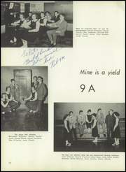 Page 76, 1959 Edition, St Michael High School - Archangelo Yearbook (Jersey City, NJ) online yearbook collection