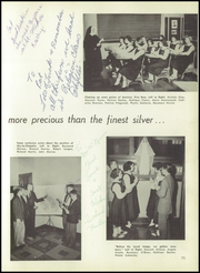 Page 79, 1959 Edition, St Michael High School - Archangelo Yearbook (Jersey City, NJ) online yearbook collection