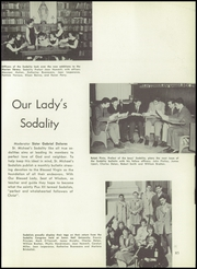 Page 89, 1959 Edition, St Michael High School - Archangelo Yearbook (Jersey City, NJ) online yearbook collection