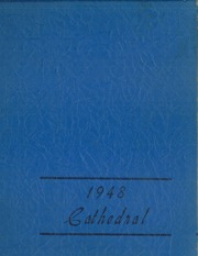 1948 Edition, Cathedral High School - Cathedral Yearbook (Trenton, NJ)