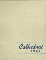1949 Edition, Cathedral High School - Cathedral Yearbook (Trenton, NJ)