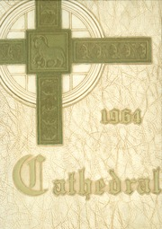 1964 Edition, Cathedral High School - Cathedral Yearbook (Trenton, NJ)