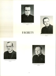 Page 16, 1964 Edition, Cathedral High School - Cathedral Yearbook (Trenton, NJ) online yearbook collection