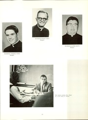 Page 17, 1964 Edition, Cathedral High School - Cathedral Yearbook (Trenton, NJ) online yearbook collection