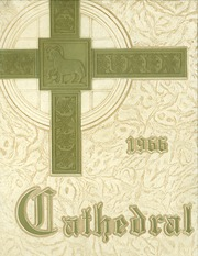 1966 Edition, Cathedral High School - Cathedral Yearbook (Trenton, NJ)