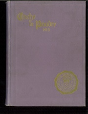 1913 Edition, University of Northern Colorado - Cache La Poudre Yearbook (Greeley, CO)