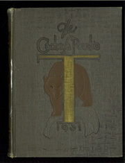 1931 Edition, University of Northern Colorado - Cache La Poudre Yearbook (Greeley, CO)