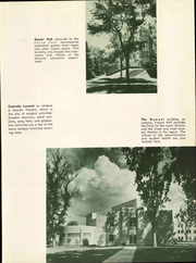 Page 11, 1956 Edition, University of Northern Colorado - Cache La Poudre Yearbook (Greeley, CO) online yearbook collection