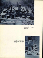 Page 16, 1956 Edition, University of Northern Colorado - Cache La Poudre Yearbook (Greeley, CO) online yearbook collection