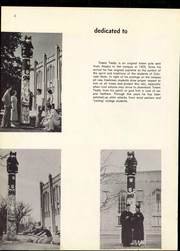 Page 6, 1956 Edition, University of Northern Colorado - Cache La Poudre Yearbook (Greeley, CO) online yearbook collection