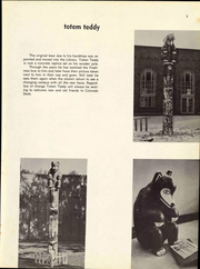 Page 7, 1956 Edition, University of Northern Colorado - Cache La Poudre Yearbook (Greeley, CO) online yearbook collection