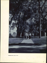 Page 9, 1956 Edition, University of Northern Colorado - Cache La Poudre Yearbook (Greeley, CO) online yearbook collection