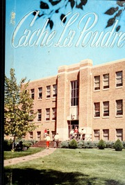 1960 Edition, University of Northern Colorado - Cache La Poudre Yearbook (Greeley, CO)