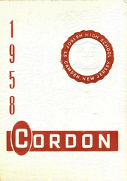 Page 1, 1958 Edition, St Joseph High School - Cordon Yearbook (Camden, NJ) online yearbook collection