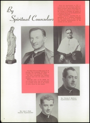 Page 10, 1958 Edition, St Joseph High School - Cordon Yearbook (Camden, NJ) online yearbook collection