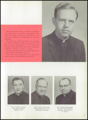 Page 11, 1958 Edition, St Joseph High School - Cordon Yearbook (Camden, NJ) online yearbook collection