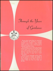 Page 5, 1958 Edition, St Joseph High School - Cordon Yearbook (Camden, NJ) online yearbook collection