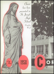 Page 6, 1958 Edition, St Joseph High School - Cordon Yearbook (Camden, NJ) online yearbook collection
