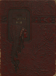 1938 Edition, Jamesburg High School - Tomahawk Yearbook (Jamesburg, NJ)