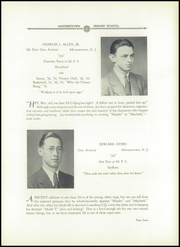 Page 11, 1933 Edition, Moorestown Friends High School - Cupola Yearbook (Moorestown, NJ) online yearbook collection