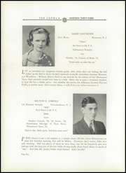 Page 14, 1933 Edition, Moorestown Friends High School - Cupola Yearbook (Moorestown, NJ) online yearbook collection