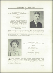 Page 15, 1933 Edition, Moorestown Friends High School - Cupola Yearbook (Moorestown, NJ) online yearbook collection