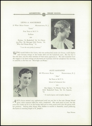 Page 17, 1933 Edition, Moorestown Friends High School - Cupola Yearbook (Moorestown, NJ) online yearbook collection