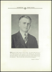 Page 7, 1933 Edition, Moorestown Friends High School - Cupola Yearbook (Moorestown, NJ) online yearbook collection