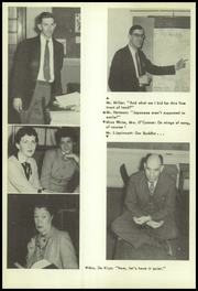 Page 12, 1955 Edition, Moorestown Friends High School - Cupola Yearbook (Moorestown, NJ) online yearbook collection