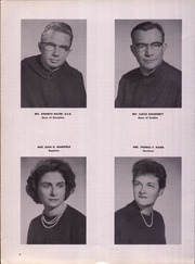 Page 10, 1960 Edition, Delbarton School - Archway Yearbook (Morristown, NJ) online yearbook collection