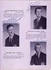 Page 3, 1960 Edition, Delbarton School - Archway Yearbook (Morristown, NJ) online yearbook collection