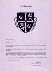 Page 9, 1960 Edition, Delbarton School - Archway Yearbook (Morristown, NJ) online yearbook collection
