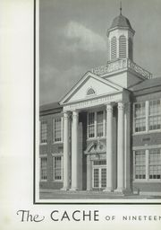 Page 6, 1940 Edition, Washington High School - Cache Yearbook (Washington, NJ) online yearbook collection