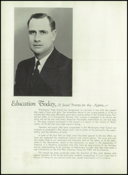 Page 10, 1943 Edition, Washington High School - Cache Yearbook (Washington, NJ) online yearbook collection