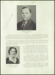 Page 11, 1943 Edition, Washington High School - Cache Yearbook (Washington, NJ) online yearbook collection