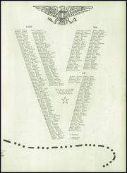 Page 7, 1943 Edition, Washington High School - Cache Yearbook (Washington, NJ) online yearbook collection