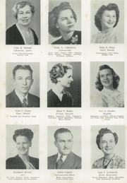 Page 10, 1947 Edition, Washington High School - Cache Yearbook (Washington, NJ) online yearbook collection