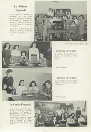 Page 15, 1947 Edition, Washington High School - Cache Yearbook (Washington, NJ) online yearbook collection