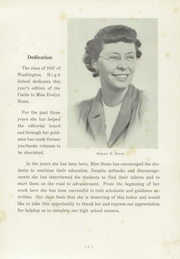 Page 7, 1947 Edition, Washington High School - Cache Yearbook (Washington, NJ) online yearbook collection
