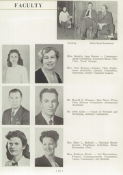 Page 13, 1949 Edition, Washington High School - Cache Yearbook (Washington, NJ) online yearbook collection
