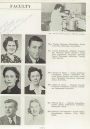 Page 15, 1949 Edition, Washington High School - Cache Yearbook (Washington, NJ) online yearbook collection