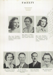Page 16, 1949 Edition, Washington High School - Cache Yearbook (Washington, NJ) online yearbook collection