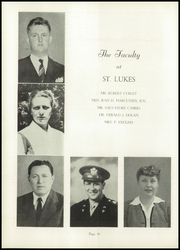 Page 14, 1948 Edition, St Lukes High School - Pindarian Yearbook (Ho Ho Kus, NJ) online yearbook collection
