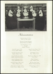 Page 15, 1948 Edition, St Lukes High School - Pindarian Yearbook (Ho Ho Kus, NJ) online yearbook collection