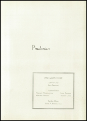 Page 5, 1948 Edition, St Lukes High School - Pindarian Yearbook (Ho Ho Kus, NJ) online yearbook collection