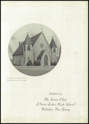 Page 7, 1948 Edition, St Lukes High School - Pindarian Yearbook (Ho Ho Kus, NJ) online yearbook collection