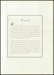 Page 9, 1948 Edition, St Lukes High School - Pindarian Yearbook (Ho Ho Kus, NJ) online yearbook collection