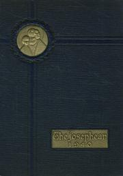 Page 1, 1940 Edition, St Joseph High School - Josephean Yearbook (Paterson, NJ) online yearbook collection